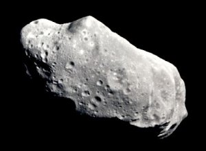 Image of the asteroid Ida
