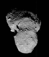 Image of asteroid Itokawa