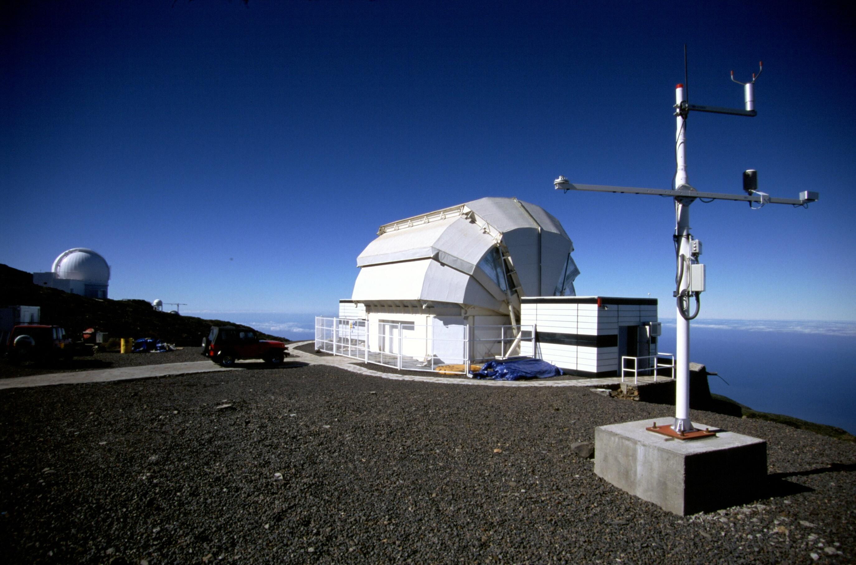 The Liverpool Telescope | National Schools' Observatory