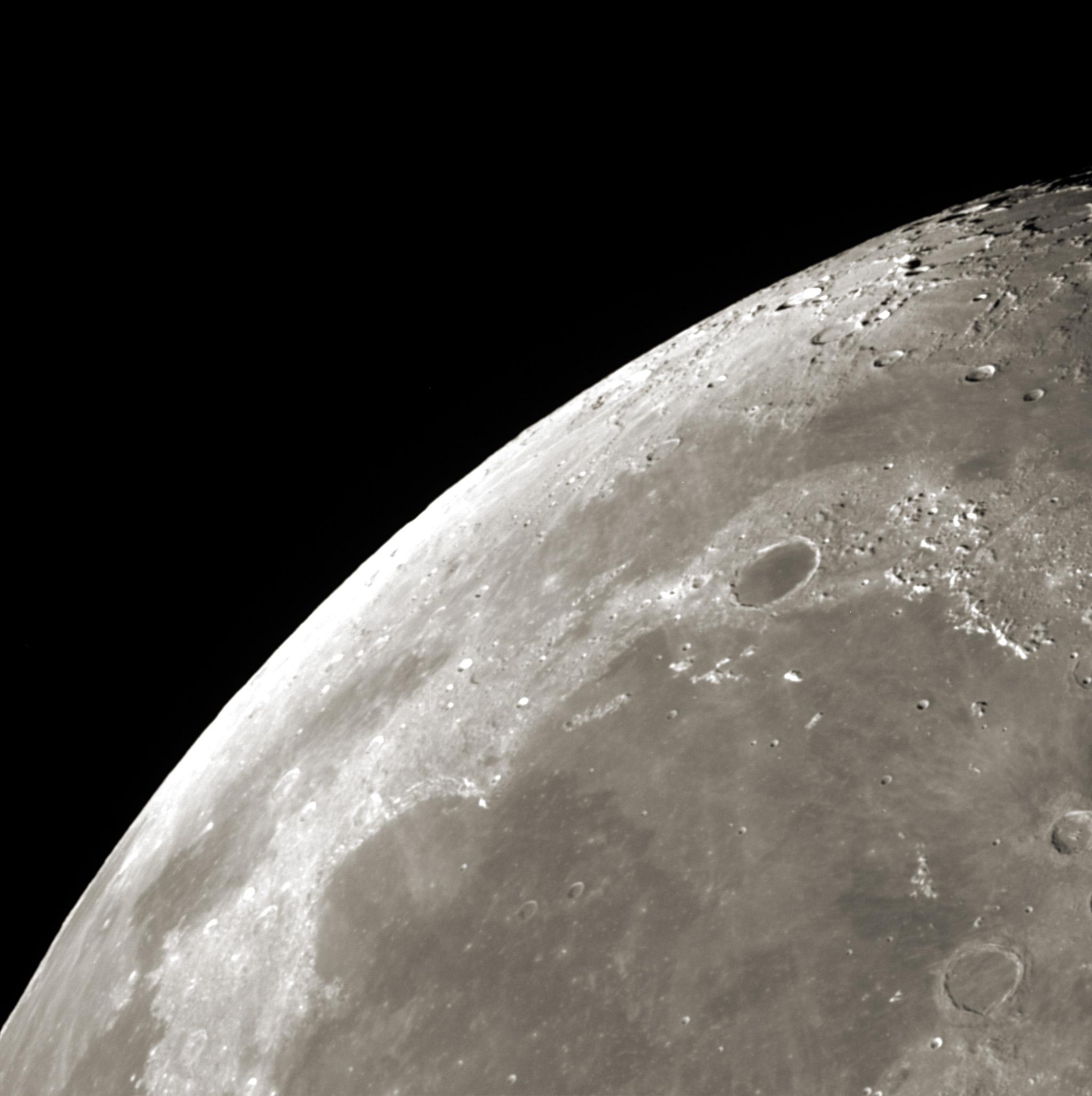 The Moon by @StDavidsSCI