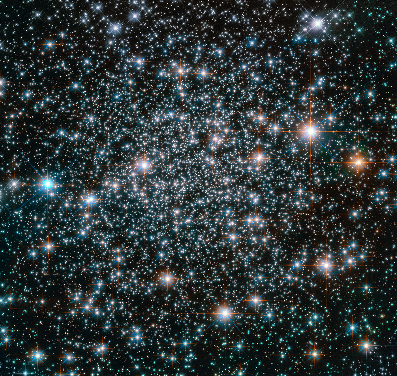 Star cluster NGC6496