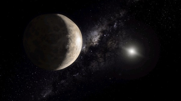 The new dwarf planet Makemake