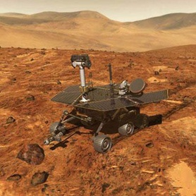 NASA's Mars Exploration Rover - Opportunity