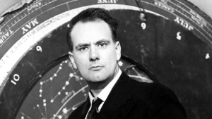 Sir Patrick Moore of the Sky at Night