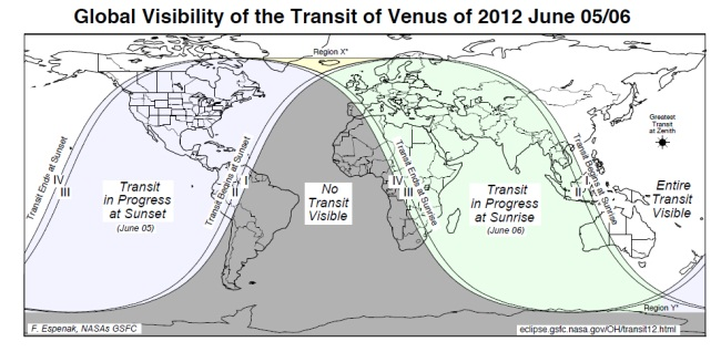 Countdown to the Venus transit on 6th June | National s ... on wisconsin voting map, wisconsin election map, olympics map, eclipse map, nasa map, mars map, astronomy map,