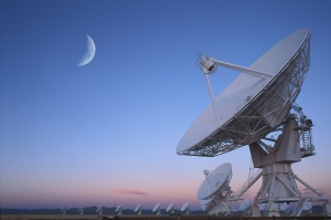 Image of the VLA