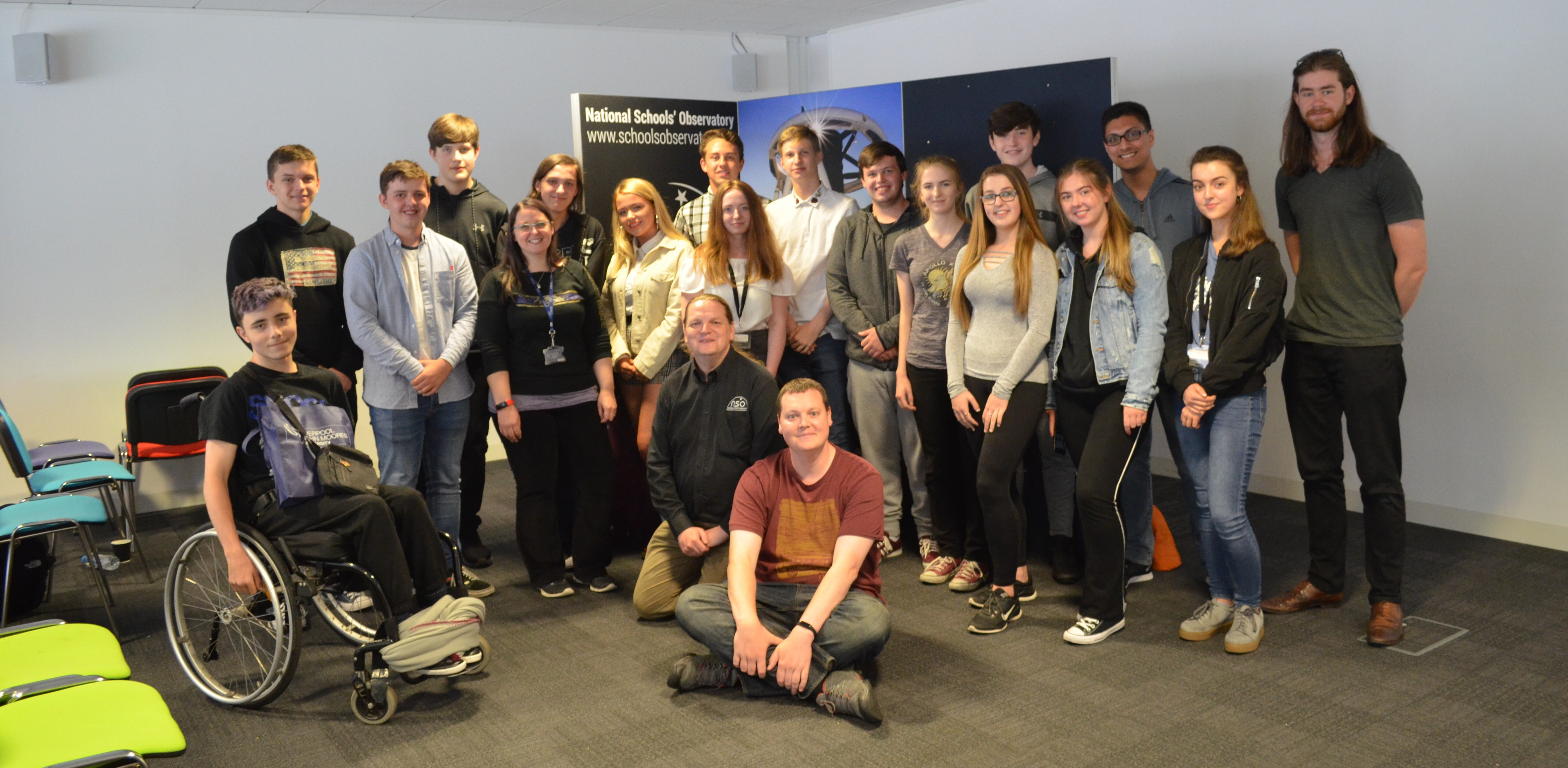 Work Experience Week Class of 2018