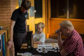 Sharing the love of astronomy with all ages!