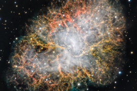Crab Nebula by hsyns_astro