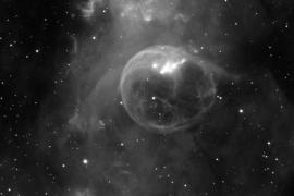 Bubble Nebula