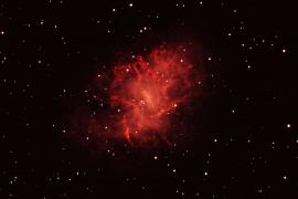 Crab Nebula by O'Carolan College