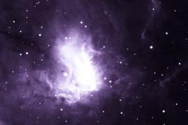 NGC 1491 by Amal Biju