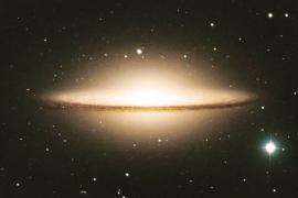 Sombrero Galaxy by sos_listen