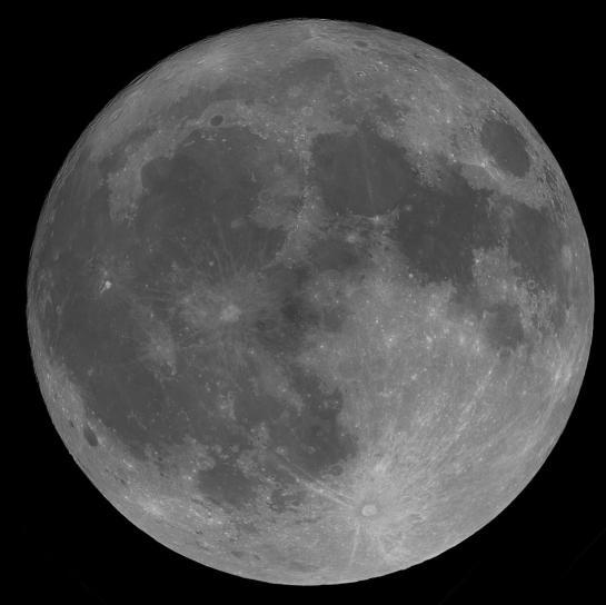 September 2018 Full Moon