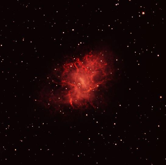 Crab Nebula by O'Carolan College