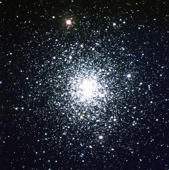 Image of Messier 107