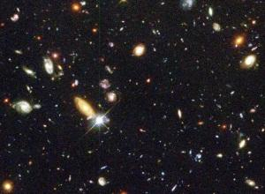 Part of the Hubble Deep Field