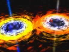 To black holes merging