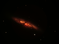 Messier 82 by user dalzell9