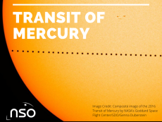 Transit of Mercury 2016 by NASA