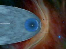 Voyager 2: The second probe to 'leave' the Solar System