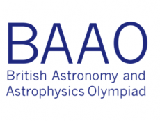 British Astronomy and Astrophysics Olympiad